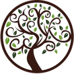 rustic ash chairs tree logo