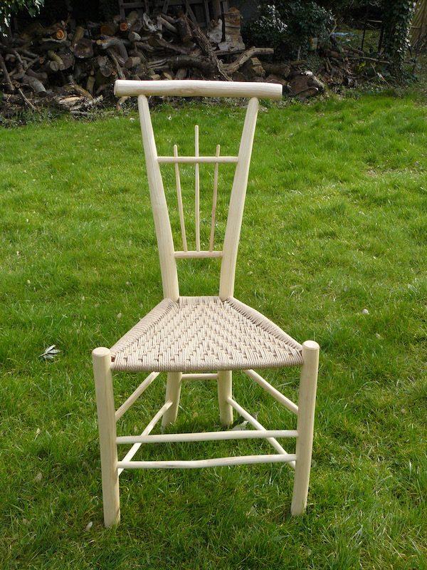 trident gentlemans chair
