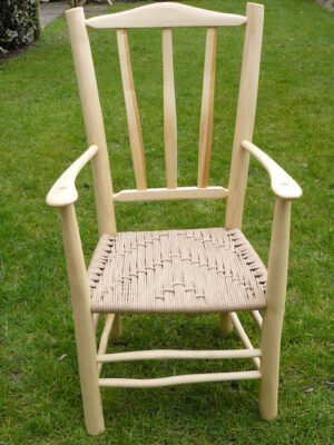 Child's Lath Back Armchair
