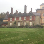 Standen House On A Gloomy October Day