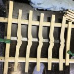Making Sweetheart Ladderback Chairs