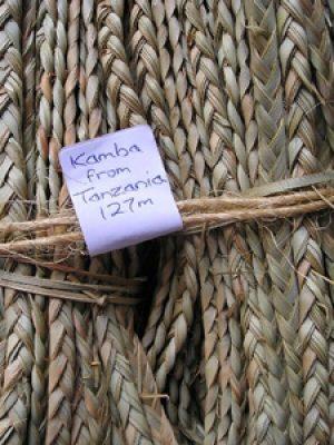 a hank of kambaa palm cord